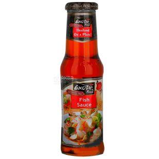 Exotic Food соус рыбный Fish Sauce, 250 мл, стеклянная бутылка