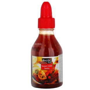 Exotic Food, соус солодкий Чілі, 200 мл, пластикова пляшка