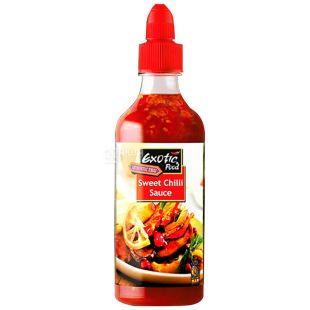 Exotic Food, соус солодкий Чілі, 455 мл, пластикова пляшка