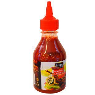 Exotic Food, соус Шрірача, 250 мл, пластикова пляшка