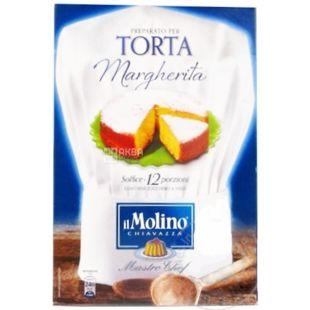 Il Molino, 440 г, Смесь для торта Маргарита