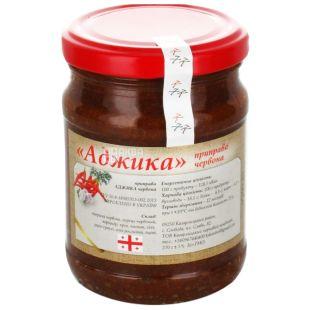 Кагарлицкий пищевой комбинат, Аджика красная, 270 г