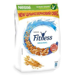 Nestle, 420 g, Fitness, Dry breakfast, Original