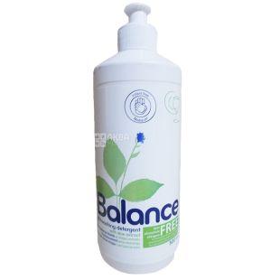 Ringuva Balance, Cредство для мытья посуды с алоэ, 500 мл