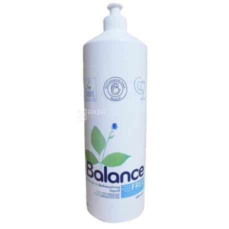 Ringuva Balance, Cредство для мытья посуды, 1 л