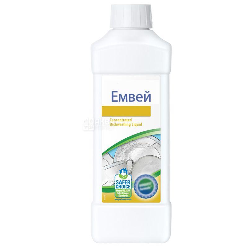 Amway, 1 liter, dishwashing liquid, Disch Drops