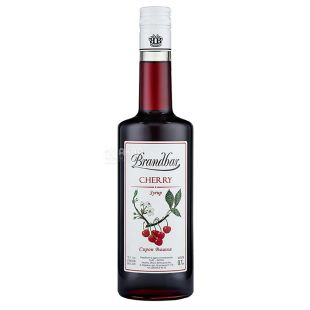 Brandbar Сироп Вишня, 0,7л, скляна пляшка