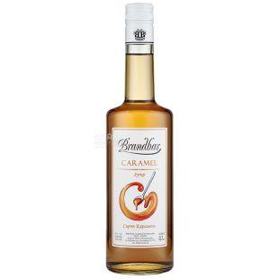 Brandbar Сироп Солона карамель, 0,7л, скляна пляшка
