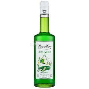 Brandbar Cucumber, Cucumber Syrup, 0.7l, glass