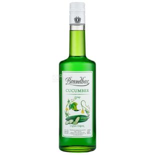 Brandbar Cucumber, Сироп Огірок, 0,7л, склo