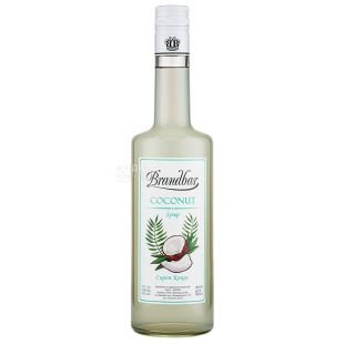 Brandbar Coconut, Coconut Syrup 0.7 L, glass