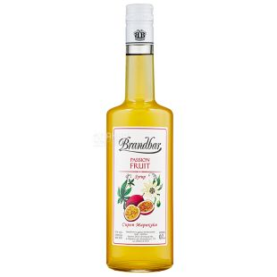 Brandbar Passion fruit, Passion Fruit Syrup, 0.7 L, glass