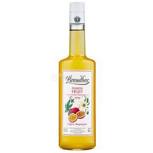 Brandbar Passion fruit, Сироп Маракуйя, 0,7 л, стекло