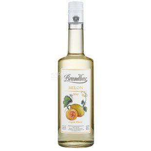 Brandbar Melon, Melon Syrup, 0.7 l, glass