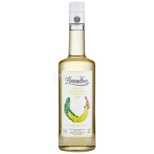 Brandbar Сироп Жовтий банан, 0,7л, скляна пляшка