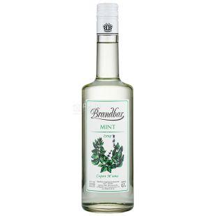 Brandbar Mint, Сироп М'ята, 0,7л, склo