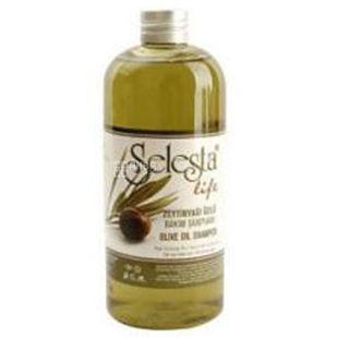 Selesta Life, Шампунь інтенсивний догляд для волосся з оливковою олією, 400 мл