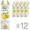 Galicia, Яблучний, Упаковка 12 шт. по 1 л, Галичина, Сік, натуральний, без додавання цукру