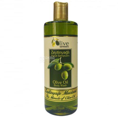 Selesta Senses, Гель для душу з оливковою олією, 500 мл