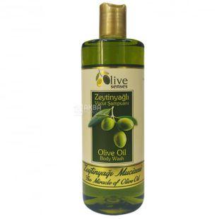 Selesta Senses, Гель для душа с оливковым маслом, 500 мл
