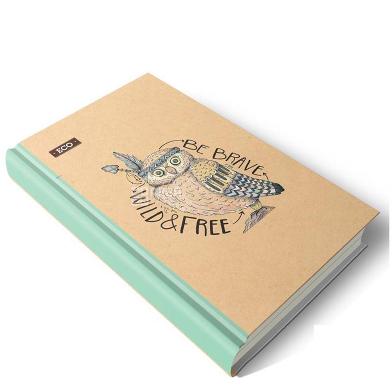 Ранок, 192 листа, Бизнес-дневник Сова, недатированный