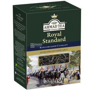 Ahmad Tea Royal Standard, 100 г, Чай черный Ахмад Ти Роял Стандарт, Особо крупный лист