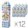 Селянське Малюкам, Молоко дитяче ультрапастеризоване, 3,2%, 1л, Упаковка 12 шт.