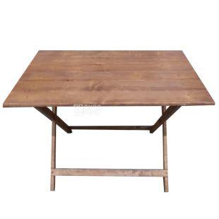 Стол, 1 шт., Деревянный, Раскладной, Большой, Бук