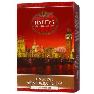 Hyleys English Aristocratic Tea, 100 г,  Чай черный Хэйлис Инглиш Аристократик Ти