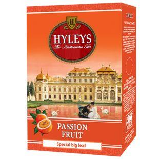 Hyleys Passion Fruit Tea, 100 г, Чай черный Хэйлис Пэшн Фрут Ти, Маракуйя