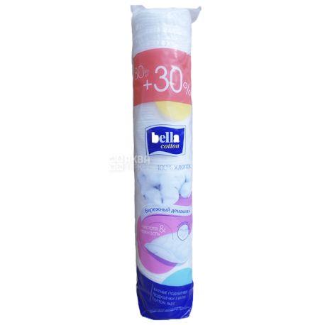 Bella, 80 pcs., Cotton pads