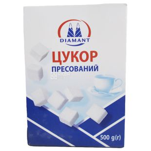 Diamant, Sugar Refined, 500 g