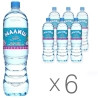 Kid, Packing 6pcs 1,5l, Baby water, Non-carbonated, PET, PAT