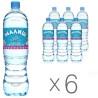 Малиш, 1,5 л, Упаковка 6 шт., Вода дитяча негазована, з перших днів життя, ПЕТ, ПЕТ