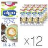 Alpro For Professionals Соєвий Натуральний напій, 1л, тетрапак, упаковка 12шт