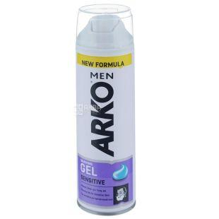 Arco, Гель освежающий для бритья, 200 мл