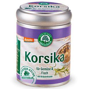 Lebensbaum Korsika, смесь специй, 45 г, ж/б