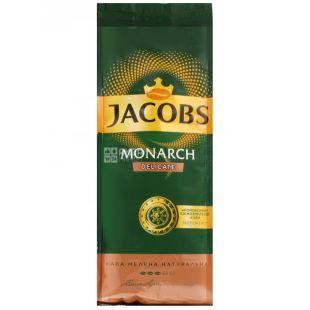 Jacobs Monarch, кава мелена, Delicate, 225 г, м/у