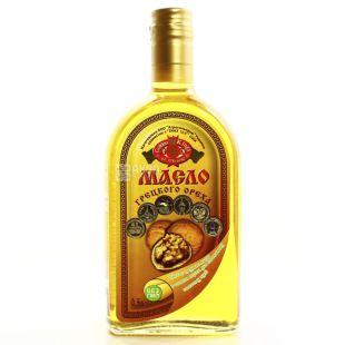 Golden Kings Олія кедрова, 0,5 л, Скляна пляшка