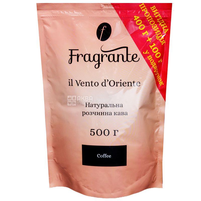 Fragrante il Vento d'Oriente, 500 г, Кофе Фрагранте иль Венто д'Ориент, растворимый