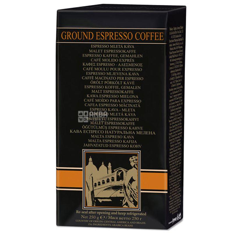 Эмвей Espresso, 250 г, Кофе Эспрессо, средне-темной обжарки, молотый