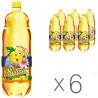 Живчик, Яблуко, 2 л, Упаковка 6 шт., Напій соковий, сильногазований, з екстрактом ехінацеї, ПЕТ