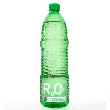 ReO, 0,95 л, Упаковка 12 шт., РиО, Вода слабогазированная для улучшения обмена веществ, ПЭТ