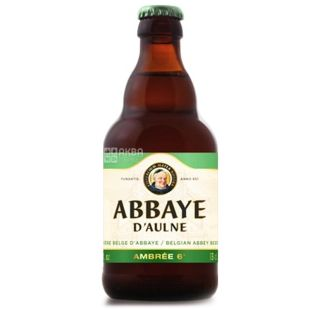 Abbaye D'Aulne Ambree, Belgian Beer, 0.33 L