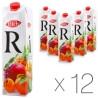 Rich, Экзотик, Упаковка 12 шт. по 1 л, Рич, Нектар натуральный, неосветленный
