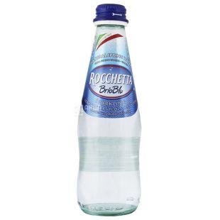 Rocchetta Brio Blu Вода газована, 0.25л, скло, упаковка 24шт