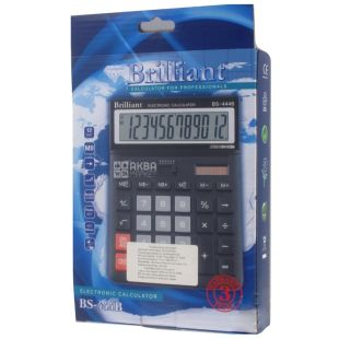 Brilliant, BS-444, Калькулятор, электронный