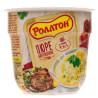 Роллтон, 37 г, Пюре картопляне з м'ясом, склянка