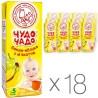 Чудо-Чадо, Банан-яблоко, 200 мл, Сок для детей, с мякотью, с 5 месяцев, Упаковка 18 шт.