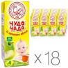 Чудо-Чадо, Зеленое яблоко, 200 мл, Сок для детей, без добавления сахара, с 4 месяцев, Упаковка 18 шт.